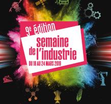 9ème édition de la Semaine de l'industrie dans l'Hérault « La French Fab en mouvement »