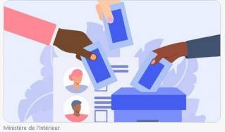 Elections départementales des  20 et 27 juin 2021