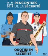 Retour en images sur les Rencontres de la sécurité 2019 !