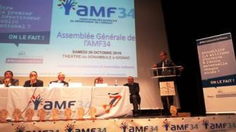 Assemblée Générale des maires du département de l'Hérault