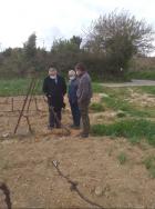 Episode de gel du 7 au 8 avril 2021 : le sous-préfet de Béziers soutient les agriculteurs