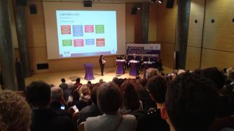 Forum Projet pour le Développement de l'Emploi Métropolitain (PODEM) le 26 mars 2019