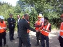 Lancement d'un chantier d'insertion à Florensac