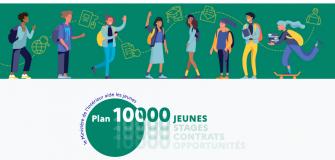 Le plan « 10000 jeunes » : stages, apprentissages... rejoignez les services de l'Etat dans l'Hérault