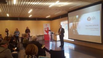 Le Préfet de l'Hérault visite l'entreprise ITK