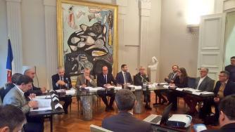 """Signature de la 1ère convention du programme """"Action coeur de ville"""" de Sète"""