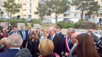 Visite de Jean-Michel Blanquer, Ministre de l'Education nationale et de la Jeunesse, dans l'Hérault