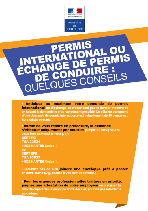 AfficheA3_permis_international
