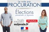 Elections 2017 : voter par procuration